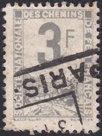 FRANCE, 1944-47, 3 Fr, Colis Postaux (Yvert 3). - Used