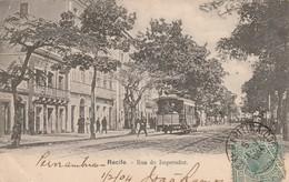 Bresil - Recife - Rua Do Imperador - Tram - Recife
