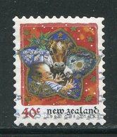 NOUVELLE-ZELANDE- Y&T N°1727- Oblitéré (noël) - Noël