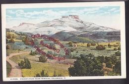 Q0712 - Fisher's Peak Near Trinidad - COLORADO -  USA - Etats-Unis