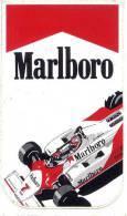 Formule 1 - Marlboro - John Watson - Autocollants
