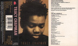 MC MUSICASSETTA TRACY CHAPMAN Etichetta ELEKTRA 9 60774-4 (1988) - Cassettes Audio