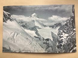 SWITZERLAND - Triftjoch - Blick Auf Die Dentblanche - Wehrli - 1912 - VS Valais