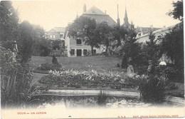 Dour NA8: Un Jardin 1905 - Dour