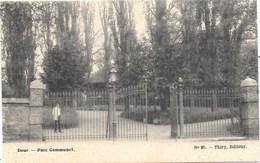 Dour NA9: Parc Communal - Dour