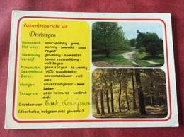 Nederland. Driebergen - Driebergen – Rijsenburg