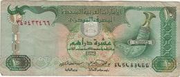 B39 - EMIRATS ARABES Billet De 10 Dirhams - Emirats Arabes Unis