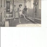 73-AIX LES BAINS ETABLISSEMENT THERMAL MASSAGE - Aix Les Bains