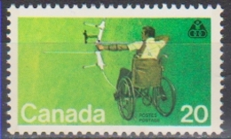 CANADA - Timbre N°607 Neuf - 1952-.... Règne D'Elizabeth II