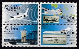 MEXICO 1996 MNH** - Aviation, Aeroplan - Messico