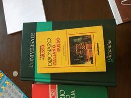 Dizionario Italiano Russo - Libri, Riviste, Fumetti