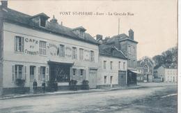 Pont-St-Pierre/27/ La Grande Rue/ Réf:fm953 - France