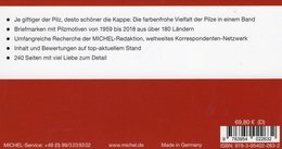 Motive Pilze 1.Auflage MICHEL 2018 Neu 70€ Stamps Catalogue Flora Mushrooms Of All The World ISBN 978-3-95402-263-2 - Saber