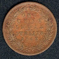 Straits Settlements, 1 Cent 1862 - Malaysie
