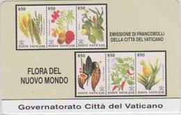 VATICAN - SCV-002 - STAMP - MINT - Vaticano