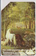 VATICAN - SCV-011 - HORSE - BIRDS - ELEPHANT - TIGER - USED - Vaticano