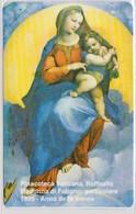 VATICAN - SCV-013 - RAFFAELLO MADONNA DI FOLIGNO - MINT - Vaticano