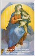 VATICAN - SCV-013 - RAFFAELLO MADONNA DI FOLIGNO - USED - Vaticano