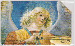 VATICAN - SCV-015 - ANGELO MUSICANTE - USED - Vaticano