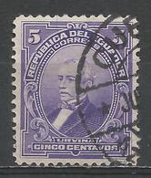 Ecuador 1915. Scott #207 (U) President, José M. Urvina * - Equateur