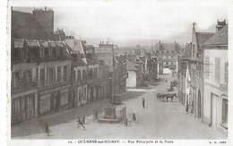 56 - GUÉMENÉ Sur SCORFF  - Rue Principale     H - Guemene Sur Scorff