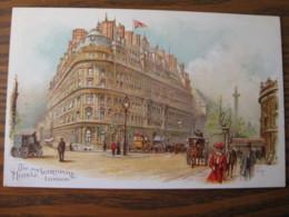 Hotel Metropole, London - Artistic - Hotels & Restaurants
