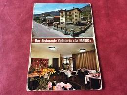 Italia Valle D'Aista. Saint Pierre. Bar Ristorante Gelateria 'Da Mario' - Italia