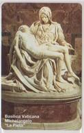 VATICAN - SCV-019 - MICHELANGELO LA PIETA - MINT - Vaticano