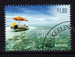 Cocos Islands 2011 Boats $1.80 CTO - Cocos (Keeling) Islands
