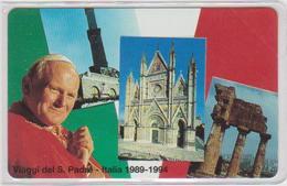 VATICAN - SCV-021 - KAROL WOJTYLA - POPE - PAPA - MINT - Vaticano