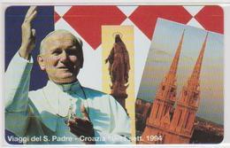 VATICAN - SCV-022 - KAROL WOJTYLA - POPE - PAPA - MINT - Vaticano