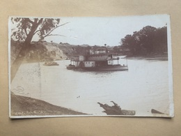 AUSTRALIA - Wentworth NSW - S.S. Ruby Early Photo - 2365 - Australie