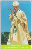 VATICAN - SCV-024 - KAROL WOJTYLA - POPE - PAPA - MINT - Vaticano
