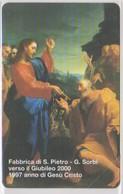 VATICAN - SCV-026 - JESUS CHRIST - MINT - Vaticano