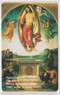VATICAN - SCV-030 - JESUS CHRIST - MINT - Vaticano