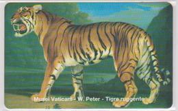 VATICAN - SCV-033 - TIGER - MINT - Vaticano