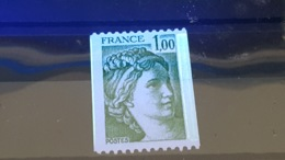 LOT 438968 TIMBRE DE FRANCE NEUF** VARIETE PHOS A CHEVAL - Errors & Oddities