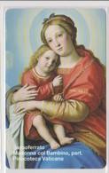 VATICAN - SCV-040 - MADONNA COL BAMBINO - MINT - Vaticano