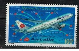 NOUVELLE CALEDONIE            N°  YVERT   902  OBLITERE       ( Ob  4/ 14 ) - Nuova Caledonia