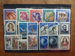 RUSSIA Anni '50 - Lotto Serie Complete Nuove ** + Spese Postali - 1923-1991 URSS
