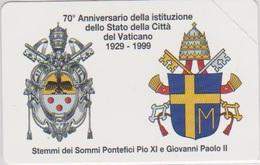 VATICAN - SCV-058 - COATS - MINT - Vaticano