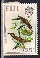 FIJI 1971 - Birds And Flowers MINT - Fiji (1970-...)