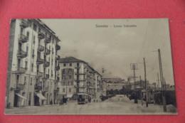 Savona Corso Colombo 1916 + Tram - Autres Villes