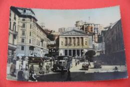 Savona Il Teatro 1952 Animatissima - Autres Villes