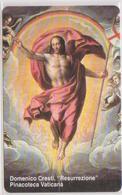 VATICAN - SCV-078 - RESURREZIONE - JESUS CHRIST - MINT - Vaticano