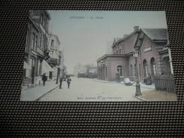 Roulers  Roeselare   La Gare  Station   Statie   Gekleurd  ZELDZAAM - Roeselare