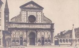 FIRENZE FACCIATA DI S. MARIA NOVELLA  AUTENTICA 100% - Firenze (Florence)