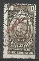 Ecuador 1935. Scott #339 (U) Telegraph Stamp ** - Equateur