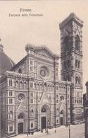 FIRENZE FACCIATA DELLA CATTEDRALE AUTENTICA 100% - Firenze