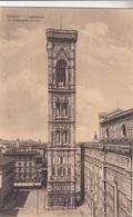 FIRENZE  CATTEDRALE IL CAMPANILE  AUTENTICA 100% - Firenze